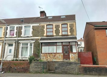 Thumbnail 3 bed end terrace house for sale in Dalton Road, Neath