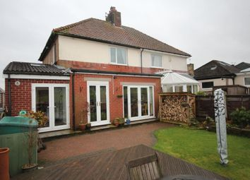 Thumbnail 3 bed semi-detached house for sale in Wheatley Lane Road, Barrowford, Lancashire