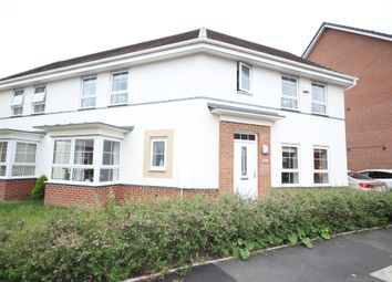 Thumbnail 3 bed semi-detached house for sale in Amelia Crescent, Coventry