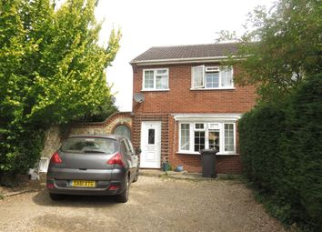 Thumbnail 3 bed semi-detached house for sale in Church View, Ruskington, Sleaford