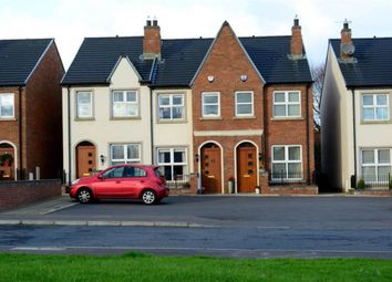 Thumbnail 3 bed terraced house for sale in Abbington Manor, Bangor