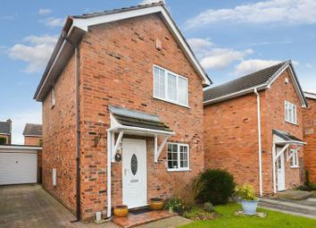 Thumbnail 2 bed detached house for sale in 11 Ridley Close, Crewe