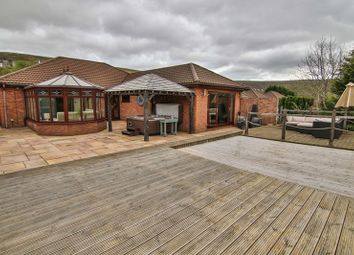 Thumbnail 4 bed detached bungalow for sale in Gwaun Delyn Close, Nantyglo, Ebbw Vale