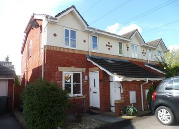 Thumbnail 2 bed end terrace house for sale in Clonakilty Way, Pontprennau, Cardiff