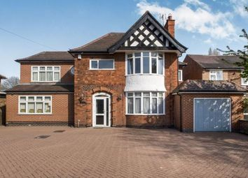 Thumbnail 4 bed detached house for sale in Bye Pass Road, Beeston, Nottingham