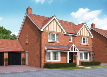 "Thumbnail 5 bed detached house for sale in ""The Attingham"" at Bromham Road, Bedford"