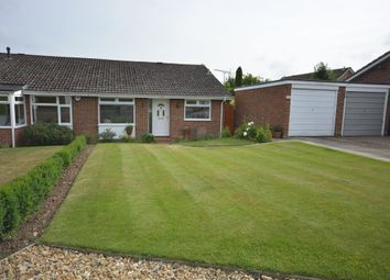 Thumbnail 2 bed semi-detached bungalow for sale in Sopwith Crescent, Merley, Wimborne