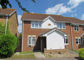 Thumbnail 2 bed end terrace house to rent in Kingfisher Drive, Dovercourt, Harwich