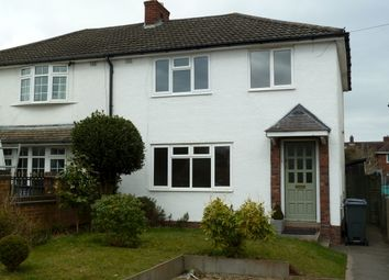 Thumbnail 3 bed semi-detached house to rent in Tower Road, Four Oaks, Sutton Coldfield.