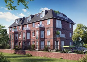 Thumbnail 2 bed flat for sale in Hendon Park View, Great North Way, Hendon, London