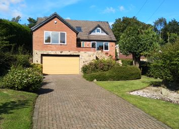 Thumbnail 4 bed detached house for sale in Burnside Close, Stalybridge