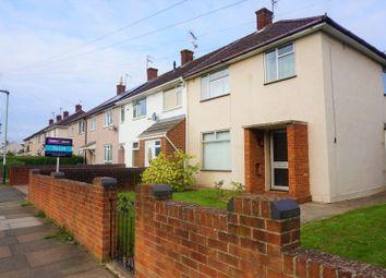 Thumbnail 3 bed end terrace house to rent in Devon Avenue, Cheltenham