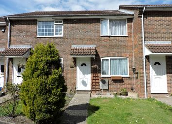 Thumbnail 2 bed terraced house to rent in Mary Rose Close, Fareham