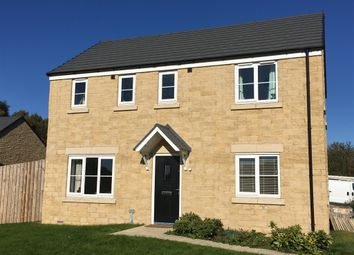 """Thumbnail 4 bed detached house for sale in """"Clandon Plus"""" at Knotts Drive, Colne"""