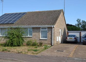 Thumbnail 2 bedroom bungalow to rent in Windsor Drive, Wisbech