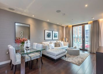 Thumbnail 2 bed flat for sale in Ponton Road, Nine Elms