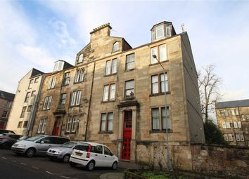Thumbnail 1 bed flat for sale in Kelly Street, Greenock