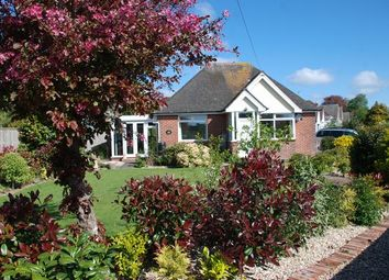 Thumbnail 2 bedroom detached bungalow for sale in Primley Road, Sidmouth