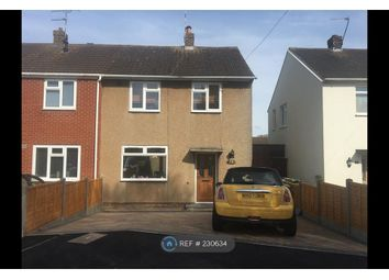 Thumbnail 2 bed semi-detached house to rent in Nursery Lane, Leamington Spa
