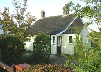 Thumbnail 2 bedroom detached bungalow for sale in Yarmouth Road, Kirby Cane
