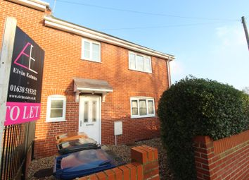Thumbnail 3 bed semi-detached house to rent in Tollgate Lane, Bury St. Edmunds