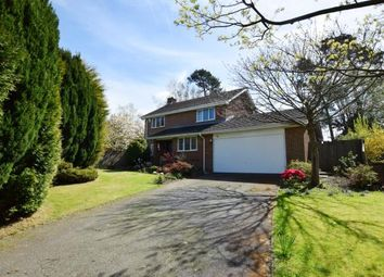 Thumbnail 4 bed detached house for sale in Springwood Road, Heathfield, East Sussex