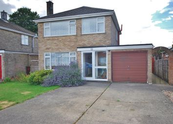 Thumbnail 3 bed detached house for sale in Sunningdale Avenue, Spalding