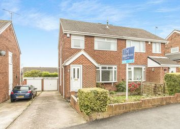 Thumbnail 3 bed semi-detached house to rent in Harwill Road, Churwell, Morley, Leeds
