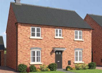 "Thumbnail 4 bed detached house for sale in ""The Rochester"" at Loughborough Road, Rothley, Leicester"