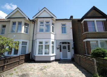 Thumbnail 3 bedroom end terrace house for sale in Penhurst Avenue, Southend-On-Sea