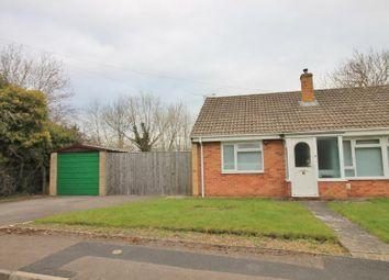 Thumbnail 2 bed semi-detached bungalow for sale in Warren Close, Leckhampton, Cheltenham