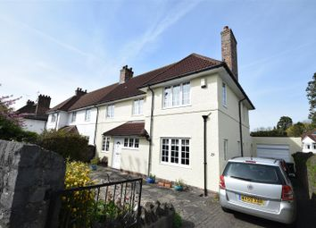 Thumbnail 4 bed semi-detached house for sale in Southmead Road, Westbury-On-Trym, Bristol