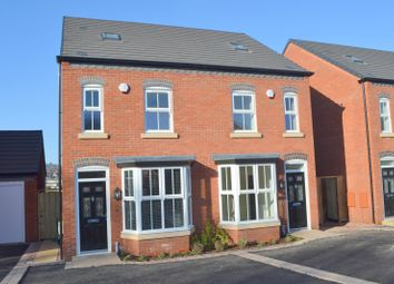 Thumbnail 3 bed semi-detached house for sale in Plot 3, Hopyard Lane, Lower Gornal