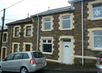 Thumbnail 2 bed terraced house for sale in North Street, Caerau, Maesteg, Mid Glamorgan
