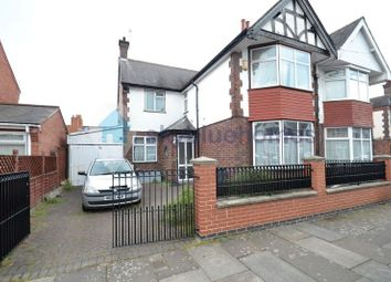 Thumbnail 5 bed semi-detached house to rent in Kimberley Road, Leicester