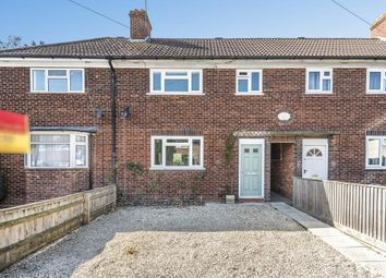 Thumbnail Terraced house for sale in North Oxford, Oxfordshire