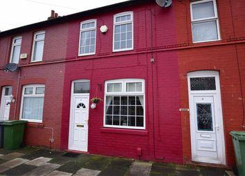 Thumbnail 2 bedroom terraced house for sale in Scott Street, Wallasey, Merseyside