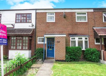 Thumbnail 3 bed terraced house for sale in Sinfin Avenue, Shelton Lock, Derby
