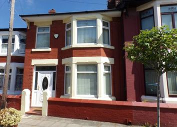 3 bed terraced house for sale in Kingfield Road, Orrell Park, Liverpool, Merseyside L9