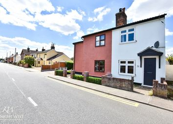 Nayland Road, Mile End, Colchester CO4. 2 bed semi-detached house
