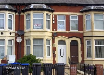 Thumbnail 2 bed flat to rent in Bloomfield Road, Blackpool