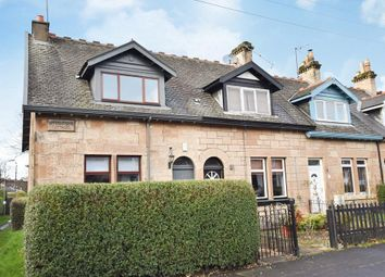 Thumbnail 2 bed end terrace house for sale in Victoria Park Street, Glasgow