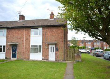 Thumbnail 2 bed end terrace house for sale in Queensway, Pilsley, Chesterfield
