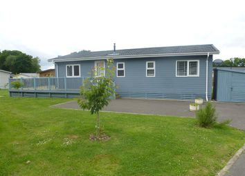 Thumbnail 3 bed mobile/park home for sale in Westfield Lane, Westfield, Hastings