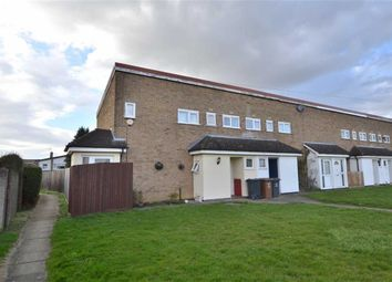 Thumbnail 3 bed end terrace house for sale in Long Leaves, Peartree, Stevenage, Herts
