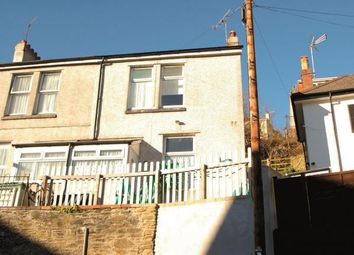 Thumbnail 3 bedroom end terrace house for sale in Priory Road, Plymouth