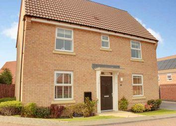 Thumbnail 3 bed detached house for sale in Alder Close, Beverley