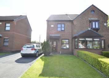 Thumbnail 2 bedroom semi-detached house to rent in Wilcote Close, Widnes