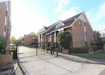 Thumbnail 2 bedroom flat to rent in Devon Court, Buckhurst Hill, Essex