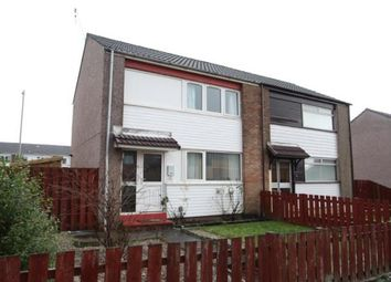 Thumbnail 2 bedroom semi-detached house for sale in Priory Avenue, Paisley, Renfrewshire